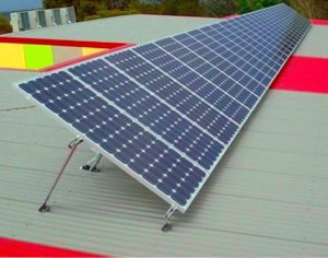 Q235B Galvanize Steel Solar Panel Stand for Ground Mounting System pictures & photos