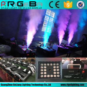 1500W LED Smoke DMX512 Disco Fog RGB Colorful Effect Stage LED Fog Machine pictures & photos