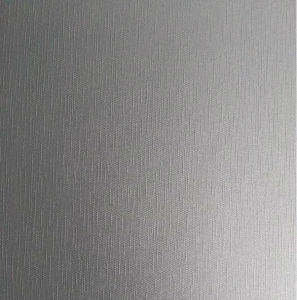 SGS Gold Certification Small Silver Toothpick Lines PVC Artificial Leather pictures & photos