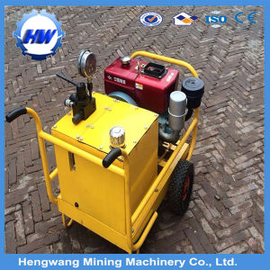 Hydraulic Stone Splitter/Hydraulic Rock Splitter pictures & photos
