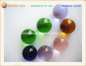 Crystal Ball and Glass Ball for Decoration or Promotion pictures & photos