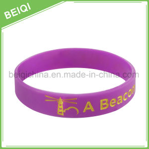 Wholesale Custom Silicone Wristbands pictures & photos