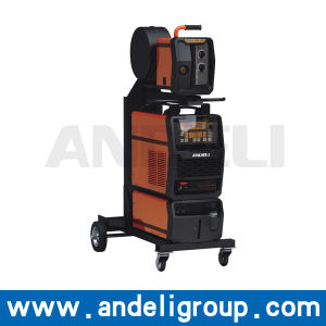Inverter Pulse MIG/Mag Welding Machine (IGBT module type) pictures & photos