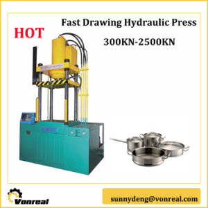 Kitchen Ware Fast Drawing Hydraulic Press Hot Sale pictures & photos