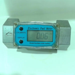 "1.5"" Inch Electronic Flow Meter Fuel/Gasoline/Kerosene/Diesel pictures & photos"