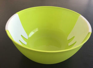 Salad Bowl, PP Bowl, 156g, Colorful, Kitchenware, Tableware