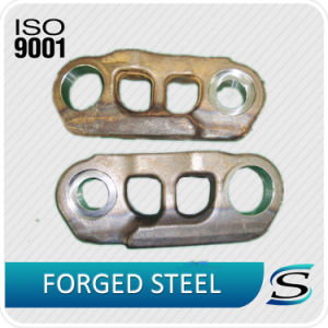 Excavator Spare Parts Track Chain Assy Track Link pictures & photos