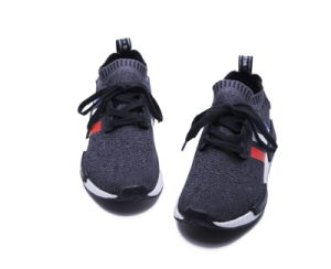 the latest 0af2c 25ea1 Nmd R1 Tri Color Black Color with Factory Price Running Shoes