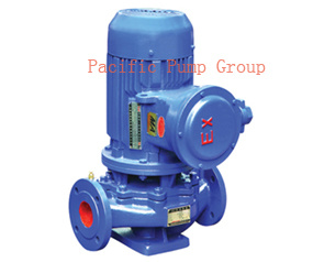 Isg Low Price Vertical in-Line Centrifugal Pump
