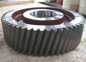 Customed Double Steel Helical Gears pictures & photos