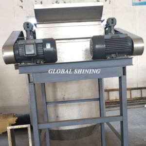 Auto Iodized Food Table Refined Salt Separator Iron Remover Machine pictures & photos