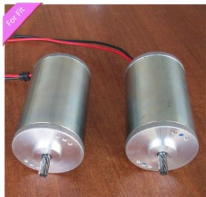 500W 12V Brush DC Motor