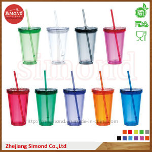 16oz/20oz Straw Tumbler with Lid and Straw (TB-A1) pictures & photos