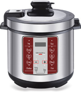 Multifunction Electric Pressure Cooker