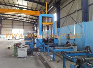 I T H Beam Automatic Assembly Machine