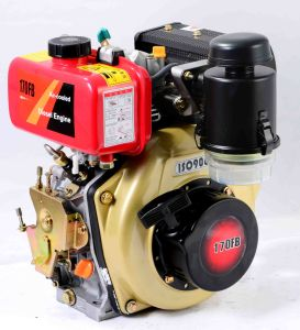 5HP Single Cylinder Air Cooled Diesel Engine (D170F)