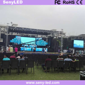 4.81mm Outdoor Video Advertising Wall Full Color LED Screen for Stage Performance pictures & photos