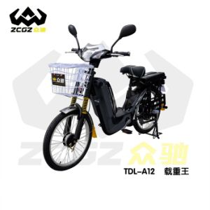 Zhong Chi Tdl-A12z CE High Quality E Electric Bicycle with 350W Brushless Motor