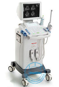 Trolley Ultrasound Scanner (SonoScan T1) pictures & photos