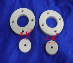 Punched Alumina Ceramic Ring pictures & photos