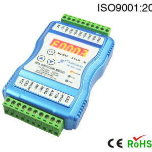 2 Channels 4-20mA to RS232 RS485 Converter with LED Display pictures & photos