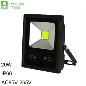 20W IP66 Rectangle Outdoor Light LED Flood Light
