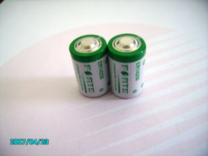 3.6V Lithium Battery Er14250 1/2AA Size for Electricity Meter