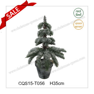 h35cm lifelike fake plastic artificial plants mini bonsai pot flower