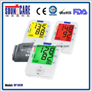 Arm Type Blood Pressure Monitor (Bp 80JH)