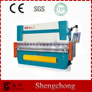 Automatic CNC Hydraulic Press Brake with CE&ISO
