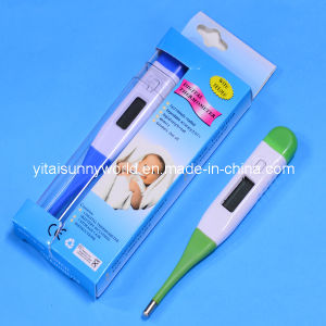 Flexible Type Digital Thermometer (SW-DT04) pictures & photos