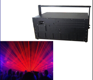 23W (RGB) Cartoon Laser Lamp