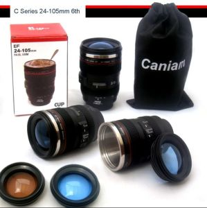 Lens C 24 Series 105mm 6th With Camera Lock Cover Coffee Mugs qMVLSUzpGj