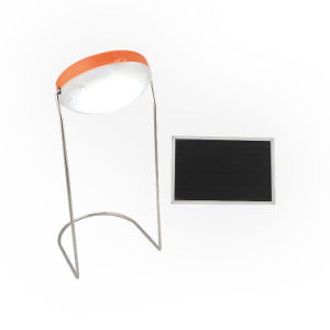 Solar LED Desk Table Reading Light Hand Lamp From ISO 9001 Factory pictures & photos