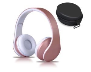 China Promotation Bluetooth Headset Over Ear With Good Factory Price Foldable And Lightweight Hands Free China Bluetooth Headset And Bluetooth Headphone Price