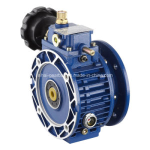 Power Transmission Chinese Manfacturer of Udl Motor Speed Variator