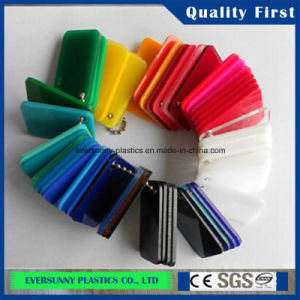 Competive Price Opaque Colored Acrylic Sheet PMMA Sheet pictures & photos