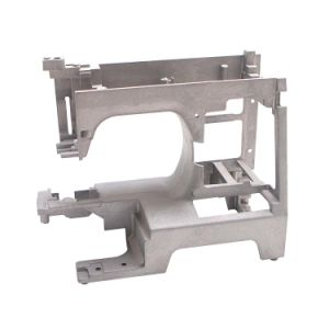 Aluminum Die Casting Industry Sewing Machine Series Chassis