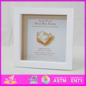 2014 Hot Sale New High Quality (W09A018) En71 Light Classic Fashion Picture Photo Frames, Photo Picture Art Frame, Wooden Gift Home Decortion Frame pictures & photos