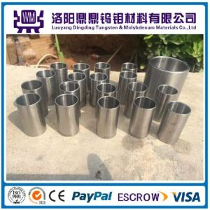 Hot Sale Best Price Mo1 Pure Molybdenum Crucible for Melting in Sapphire Growth Furnace pictures & photos