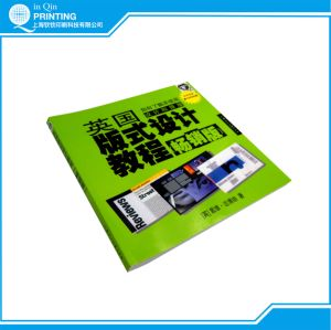 Full Color Softcover Book Printing pictures & photos