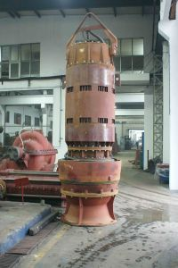 Sewage Water Treatment Pumps pictures & photos