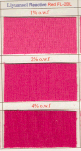 Red 271 Reactive Dyes with High Light Fastness