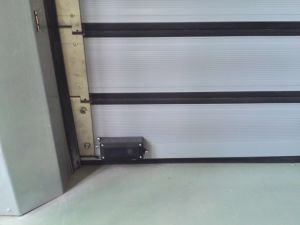 Industrial High Speed Spiral Garage Door (HF-K350) pictures & photos