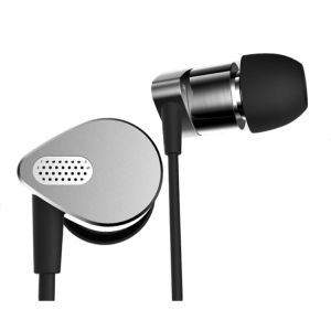 Christmas Gifts! 3.5mm in Ear HiFi Stereo Earphone Sport Metal Earphone for All Mobile Phone, Gaming Headset