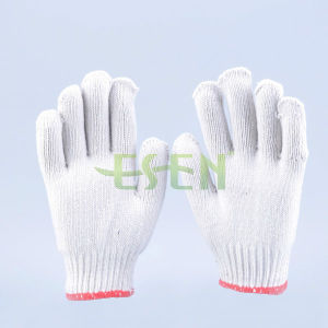 High Quality Cotton Construction Gloves /Cut Resisitant Gloves Manufacturer in China