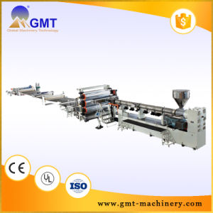 Best Quality Extruder Pvcpepp Wide Floor Sheet Waterproof Line
