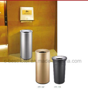 Hotel Lobby Plastic Recycling Waste Bin pictures & photos