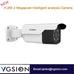 H. 265 2 Megapixel Intelligent Analysis Camera
