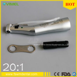 Coxo 20: 1 Dental Implant Surgical Handpiece Contra Angle pictures & photos